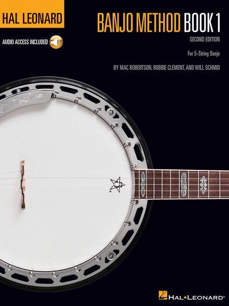 Hal Leonard Banjo Method - Book 1 - 2nd Edition