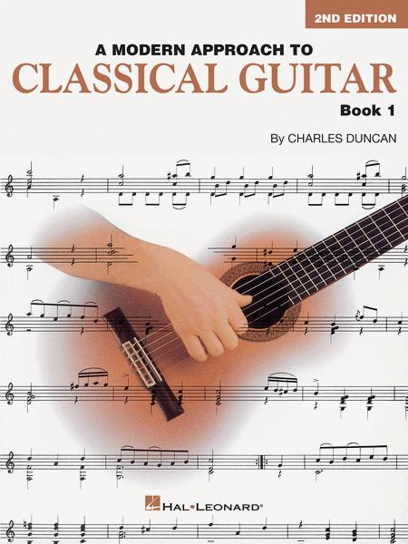 A Modern Approach to Classical Guitar - 2nd Edition