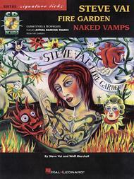 fire garden naked vamps sheet music by steve vai sheet music plus. Black Bedroom Furniture Sets. Home Design Ideas