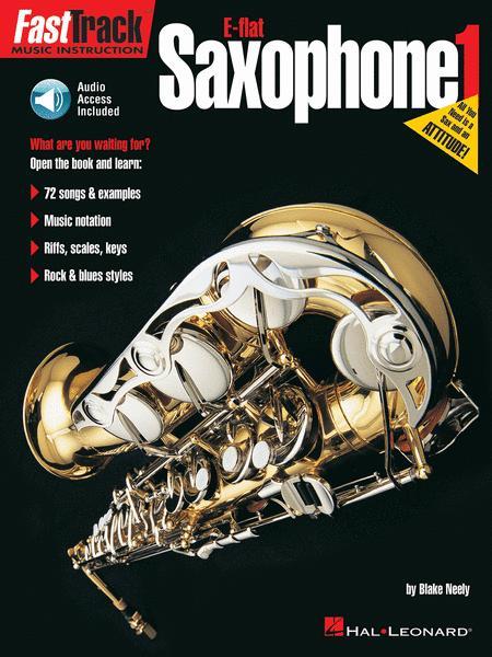 FastTrack Alto Saxophone Method - Book 1