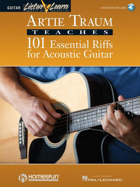 101 Essential Riffs for Acoustic Guitar