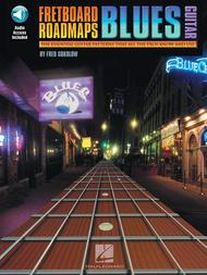 Fretboard Roadmaps - Blues Guitar
