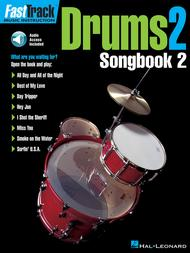 FastTrack Drums Songbook 2 - Level 2