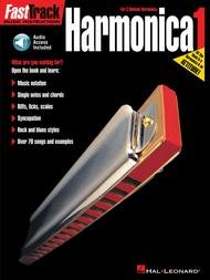 FastTrack Harmonica Method - Book 1