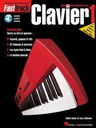 FastTrack Keyboard Method - Book 1 - French Edition