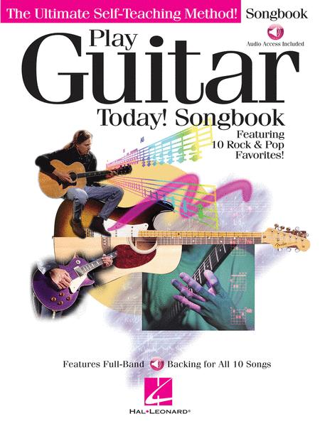 Play Guitar Today! - Songbook & Accompaniment CD