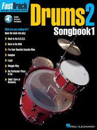 FastTrack Drums Songbook 1 - Level 2