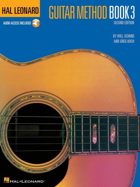 Hal Leonard Guitar Method Book 3 - Second Edition