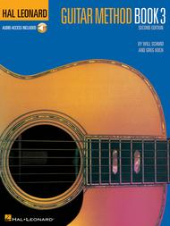 Hal Leonard Guitar Method Book 3 - Second Edition