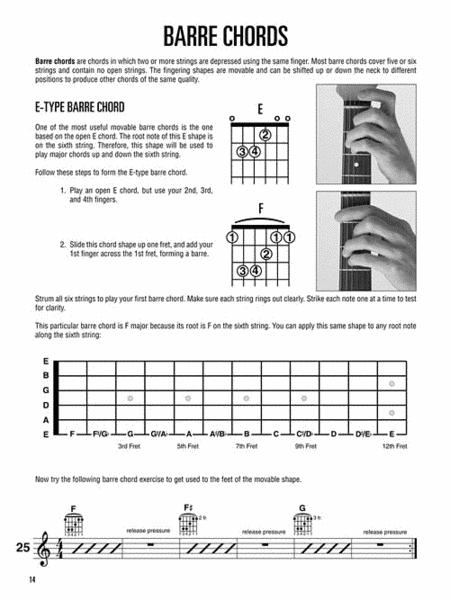 Preview Hal Leonard Guitar Method Book 3 Second Edition By Greg