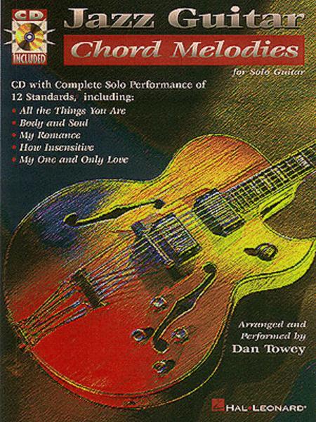Jazz Guitar Chord Melodies