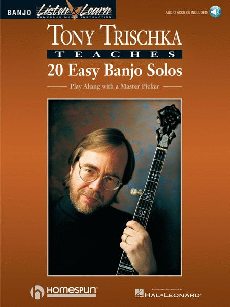Tony Trischka Teaches 20 Easy Banjo Solos