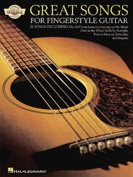 Great Songs For Fingerstyle Guitar