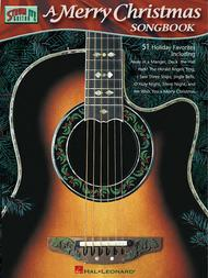 A Merry Christmas Songbook - Easy Guitar