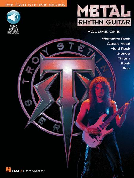 Metal Rhythm Guitar, Volume 1