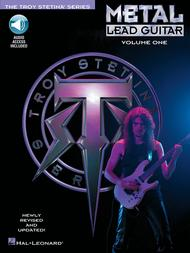Metal Lead Guitar Vol  1 Sheet Music By Troy Stetina - Sheet