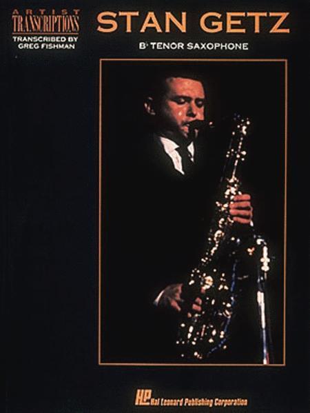 Stan Getz - Bb Tenor Saxophone