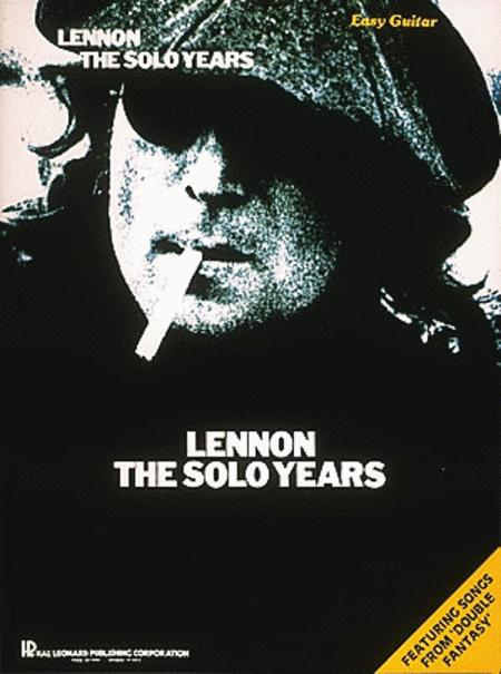 Lennon - The Solo Years - Easy Guitar