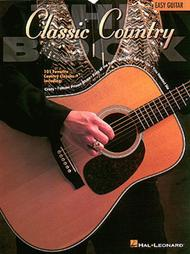 The Classic Country Book - Easy Guitar