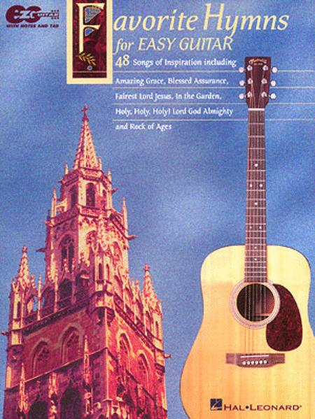 Gospel hymns guitar