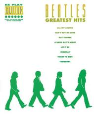 The Beatles Greatest Hits - Easy Guitar