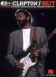 Eric Clapton's Best - Easy Guitar