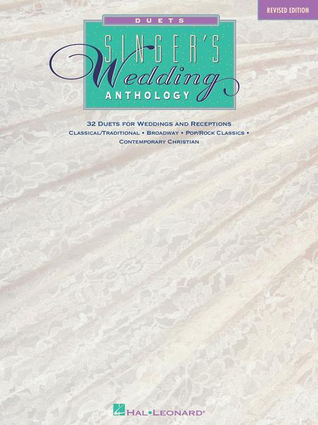 The Singer's Wedding Anthology: Duets