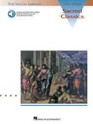 Sacred Classics - Low Voice