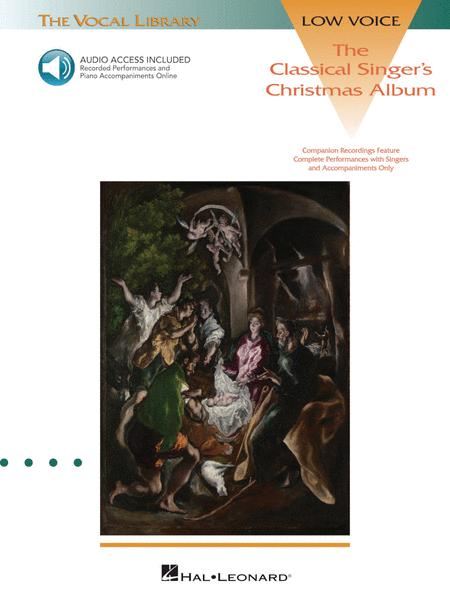The Classical Singer's Christmas Album