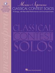 Classical Contest Solos - Mezzo-Soprano