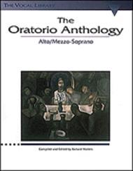 The Oratorio Anthology - Alto/Mezzo-Soprano