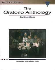 The Oratorio Anthology - Baritone/Bass