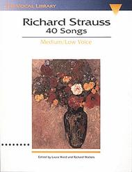 Richard Strauss: 40 Songs