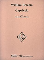 Capriccio for Violincello and Piano