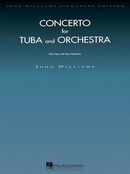 Concerto for Tuba - Tuba/Piano