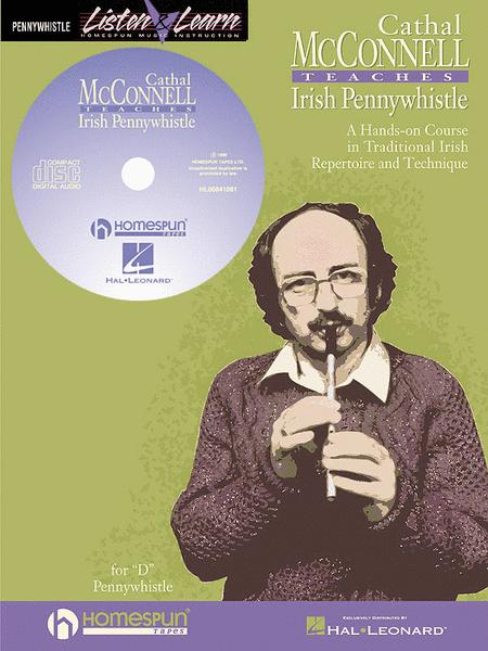 Cathal Mcconnell Teaches Pennywhistle