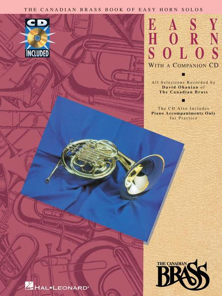 Canadian Brass Book of Easy Horn Solos