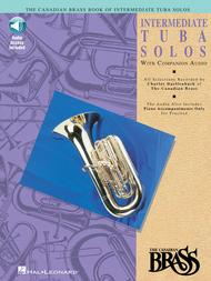 Canadian Brass Book Of Intermediate Tuba Solos - Piano / Tuba