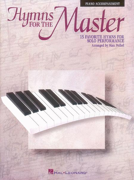 Hymns For The Master - Piano Accompaniment