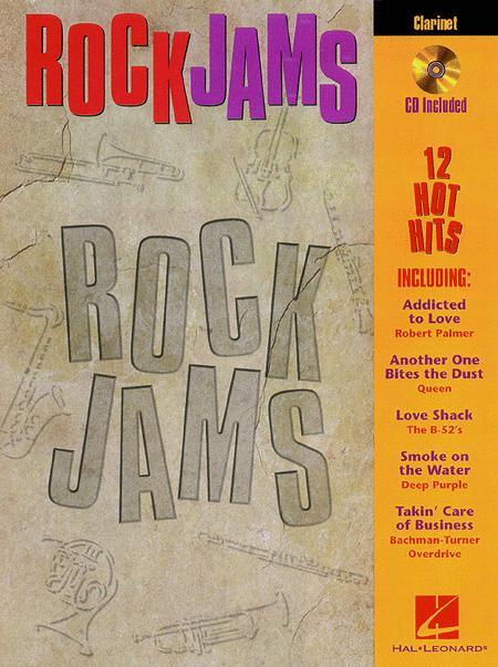 Rock Jams (Clarinet/Tenor Saxophone)