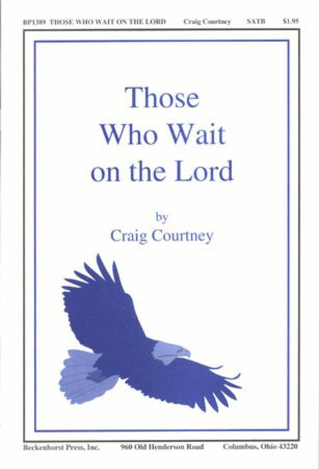 Those Who Wait on the Lord