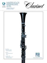 Master Solos Intermediate Level - Clarinet