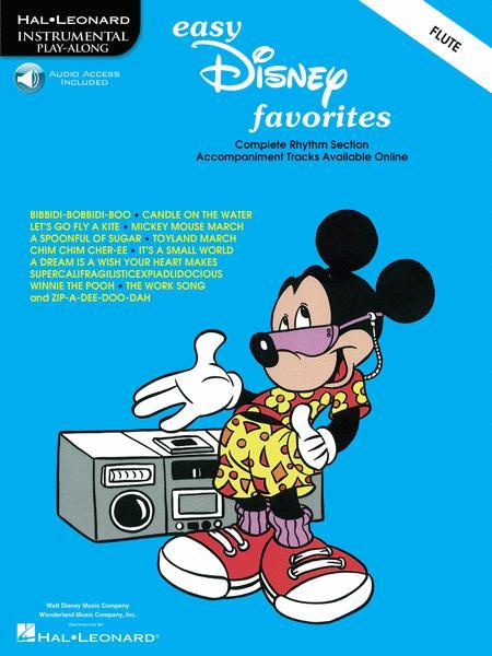Easy Disney Favorites - Flute