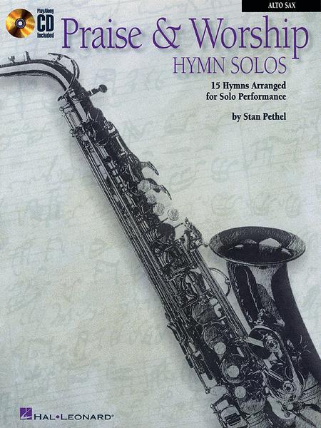 Praise & Worship Hymn Solos (Alto Sax)