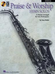 Praise & Worship Hymn Solos - Clarinet/Tenor Saxophone - Book/CD
