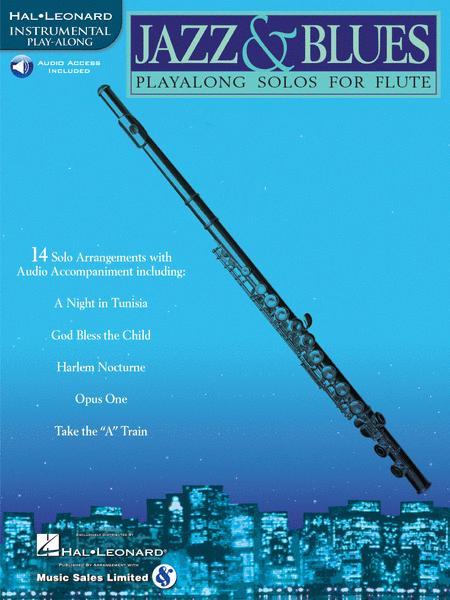 Jazz & Blues - Flute Sheet Music By Jack Long - Sheet Music Plus