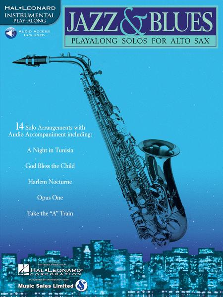 Jazz and Blues - Alto Saxophone