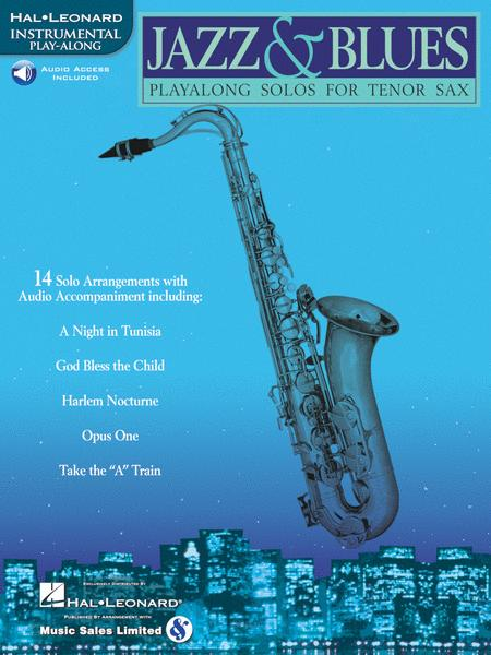 Jazz & Blues - Tenor Saxophone