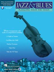 Jazz and Blues (Violin)
