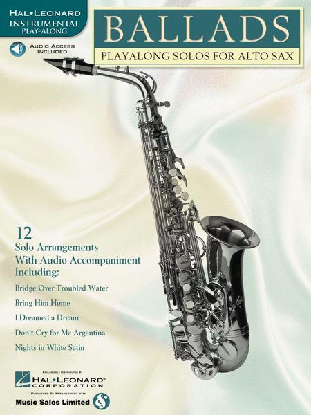 Ballads (Alto Saxophone)